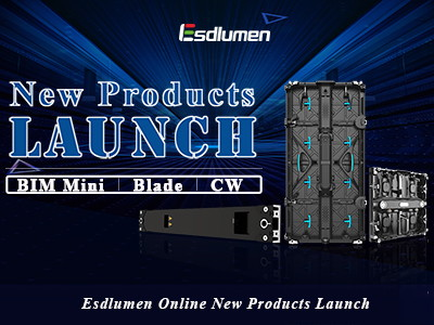 Esdlumen Launched 3 New Products!