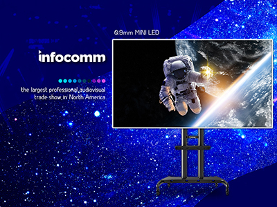 Meet Esdlumen's star products at Infocomm Show!