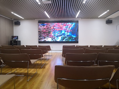 VE P1.58 Conference Room LED Video Wall