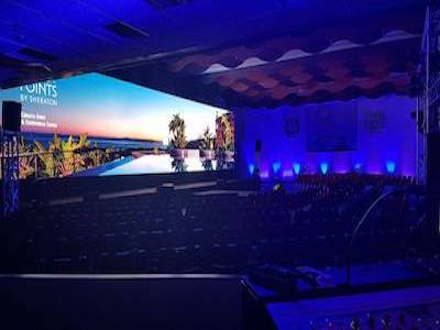 EHP Small Pixel Pitch LED Video Wall