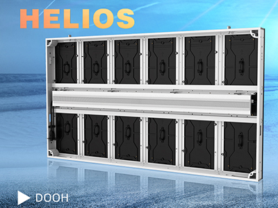 Helios Series - Outdoor Fixed LED Display