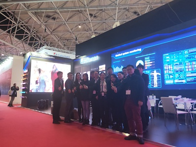 Esdlumen Launches the First Mature Mini LED Commercial Application, Many Technologies Surprise the ISE Audience