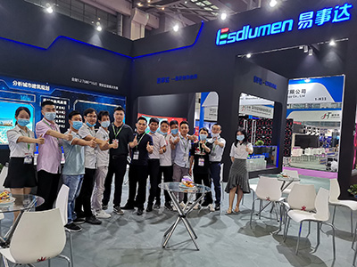 The review of Shenzhen LED China 2020! The next station, InfoComm Beijing!