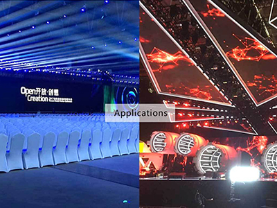 Under the situation of the experience economy, what changes will the application of LED screens have?