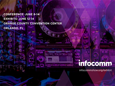 Eastar Will Attend the InfoComm 2019