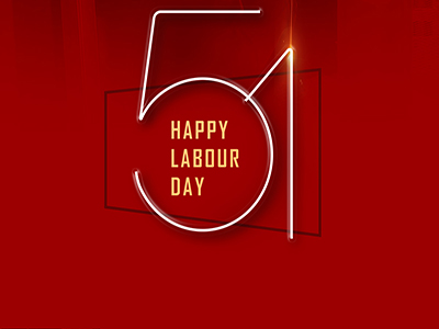 Eastar's Holiday Arrangement of the International Labour Day
